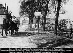 Heysedijk Pernis (jaartal: 1960 tot 1970) - Foto's SERC