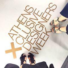 Spot the SANTE shoes at @axdweek (via: @fashionhasit) #SanteBloggersSpot Shop NOW: www.santeshoes.com