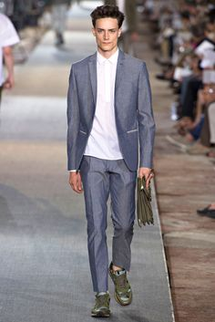 Valentino Spring 2013 Menswear Collection Slideshow on Style.com