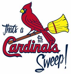That's a Cardinals Sweep! Cardinals Win, Cardinals Players, Cardinals News, St Louis Baseball, St Louis Cardinals Baseball, Better Baseball, Baseball Stuff, Baseball Cards, Celebration Quotes