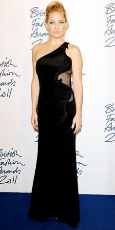 Look of the Day - November 29, 2011 - Kate Hudson in Stella McCartney from #InStyle
