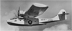 The PBY Catalina Flying Boat was operated by King Parker. He had acquired this aircraft in June 1947 and renamed his airline from Jamaica Air Transport to Cayman Islands Airways. You can just make out this name behind the cockpit under the wing of the aircraft. airplane.jpg