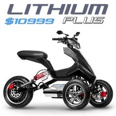 Sway Lithium PLUS: $500 Deposit / TOTAL PRICE: $10999