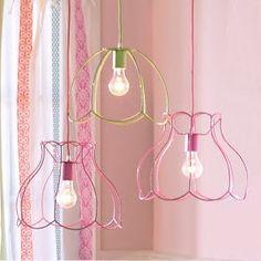 Upcycle-This: DIY Lamp Shades