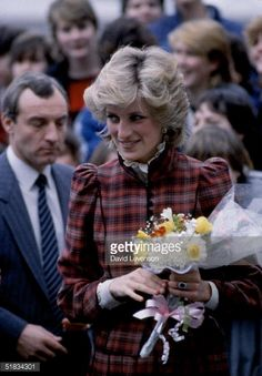 Diana, the Princess of Wales visited Bridgend in Wales on January 29, 1985. She was accompanied by her police bodyguard, Sgt. Barry Mannakee. A video tape released in the US of Diana speaking in 1992...