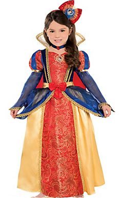 Toddler Girls Snow White Costume Supreme