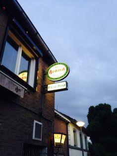 Uithangbord Café I gen Dörp!