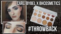 This video is a makeup tutorial for this copper smokey eye look using the original Carli Bybel and BHcosmetics pallet. Carli Bybel, Bh Cosmetics, Smokey Eye, Beauty Trends, Youtubers, Eyeshadow, Make It Yourself, Group, Makeup