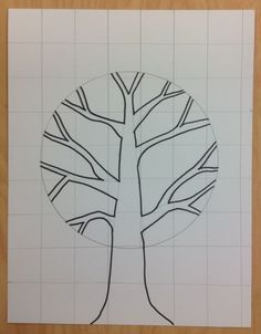 Drawing trees, warm and cool colors, arts visuels cycle fall art project Fall Art Projects, School Art Projects, Art School, Arte Elemental, 6th Grade Art, Art Africain, Ecole Art, Autumn Art, Elements Of Art