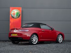Alfa Romeo Spider 1750 TBI Exclusive, 2010.