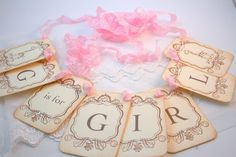G is for Girl Giraffe Banner Garland Baby Shower Decoration Photo Prop by SeasonalDelightsBaby on Etsy https://www.etsy.com/listing/150361158/g-is-for-girl-giraffe-banner-garland