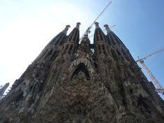 Barcelona, Spain (Sagrada Familia)