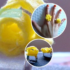 Funny yellow rings