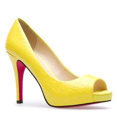Lyra - Yellow