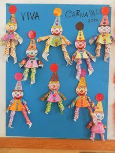 carnaval em jardim infância Vila de Frades
