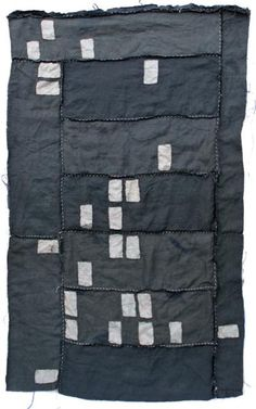 Fabrics & Linens: Foreclosure Quilts by Kathryn Clark : Remodelista