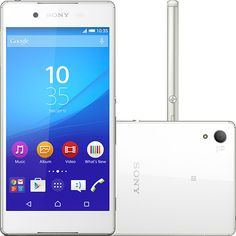 (Submarino) Smartphone Sony Xperia Z3+ Dual Dual Chip Desbloqueado Android 5.0 5.2 ´ 32GB 4G 20.7MP - Branco por R$ 2999