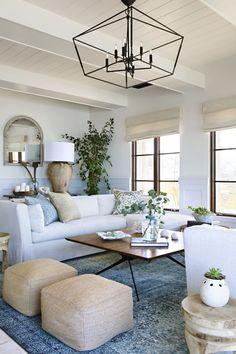 Fale teuteu lelei mo le nofo i le gataifale potu + matafaga fuafuaga o fale teuteu + teuteu i paʻepaʻe faapaologa meafale #neutralfurniture #homedecor #coastalliving #livingroom #ideas