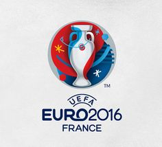 UEFA Euro Cup 2016 playing 24 national teams are divided into 6 groups from A to F consisting 4 teams each. Find all groups and teams for 2016 Euro here. Uefa European Championship, Logo Design Love, Logo Design Inspiration, Unique Logo, Cool Logo, Euro 2016 France, Soccer Art, Uefa Euro 2016, Sports