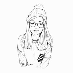 """2,283 Likes, 31 Comments - هبة (@hiba_tan) on Instagram: """"Quick sketch ♡ I've been a bit busy, but hopefully I will be uploading better art soon ;; v ;;…"""""""