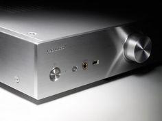 Grand Class Network Audio Amplifier SU-G3 von Technics auf der klangBilder|15 #amplifier #technics #klangbilder