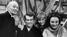 Original Doctor Who, Dr Williams, William Hartnell, Doctor Who Companions, Classic Doctor Who, Tv Doctors, Watch Doctor, First Doctor, Torchwood
