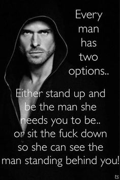 Get lost NarcoPath! Real men do exist & they don't punish a woman for being Strong, Intelligent, Emotional, Venerable... these ARE qualities, not weaknesses.