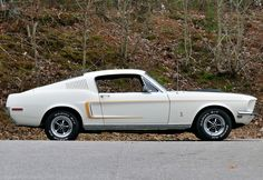 1968 Ford Mustang GT Fastback 428 Cobra Jet - specifications, photo, price, information, rating Mustang Fastback 1968, 1965 Mustang Gt, Mustang Cobra Jet, Mustang Boss, Ford Cars List, Classic Mustang, Pony Car, Fast Cars, Autos