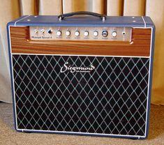 Siegmund Midnight Special Combo Plus  handmade Guitar Tube Amplifier