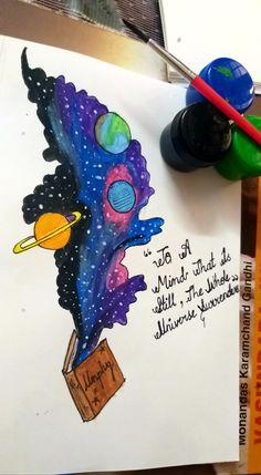 Universe, Sketches, Drawings, Cosmos, Doodles, Sketch, Space, Tekenen, Sketching