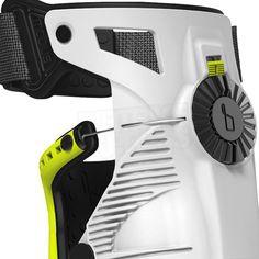 2015 Mobius X8 Knee Braces - White Acid Yellow Click here; https://www.dirtbikexpress.co.uk/body_protection/motocross_knee_braces/mobius_knee_braces/2015_mobius_x8_knee_braces_-_white_acid_yellow  #Motocross #MX #MXGP #RyanVillopoto #RV2