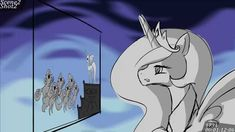 Lullaby for a princess animatic by Warpout. This hurts me. A lot. But it's also so beautiful!
