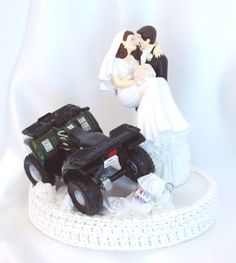 wedding cake toppers picture