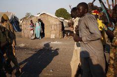 Goran Tomasevie, Soudan du sud, 2014