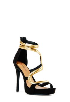 #JustFabSweeps  This is the best ever! Super sexy heel for a night out!! Oww!!