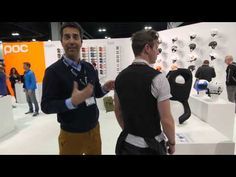 Will chats with Louis from POC about the Inflatable Back Protector Prototype, new for For this product POC borrows from car safety technology and bring. Poc Goggles, Youtube, Youtubers, Youtube Movies