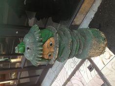 Kappa, Japanese Monster @ Kappa bashi in Tokyo Ueno