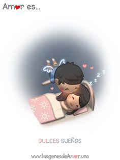 Amor es dulces sueños