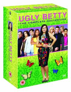 Ugly Betty The Complete Collection Series 1 2 3 4 Box Set New SEALED DVD | eBay