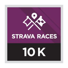 Run a 10k this October.