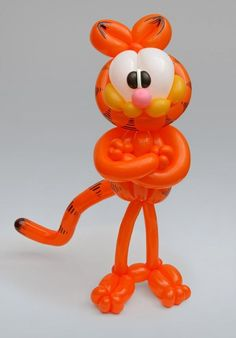 Rob Driscoll und seine Ballonfiguren
