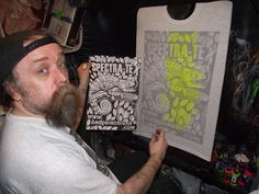 Nick Smith's how-to-airbrush blog