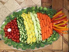 Résultat d'images pour Vegetable Party Tray Ideas