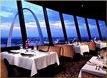 St Louis Restaurants Rooftop Restaurant Dining Missouri Hotels