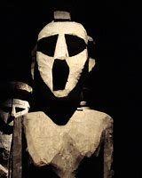 Mapuche sculptures in Museum of PreColumbian Art Santiago Sculptures, Batman, Carving, Museum, African, Superhero, Nature, Fictional Characters, Image