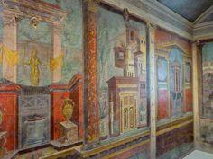 metropolitan museum of art paintings | Roman villa wall paintings, Metropolitan Museum of Art