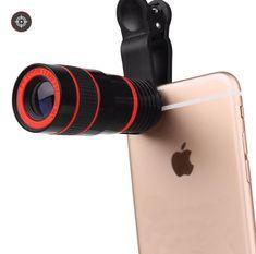 Vigo ZOOM objektiv pro chytrý telefon