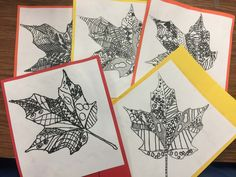 """Every year, teachers search for crafts and projects that connect to the season. But when I mention drawing or teaching elements of art, I often hear: """"I can't draw."""" Rea"""