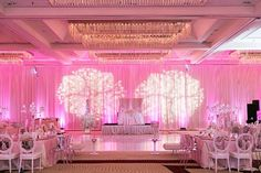 Luxuriously Pink Nigerian Wedding in Tampa - Munaluchi Bridal Magazine ~GORGEOUS
