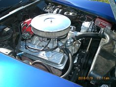 Blueprint engines customer stan gilbreath installed a bp3832ct1 blueprint engines customer dave brady has recently installed the bp3832ct1 under the hood of his malvernweather Gallery